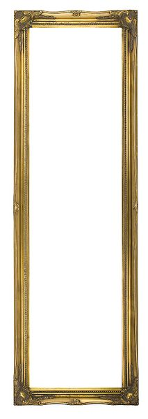 2 '' Gold Decorative Ornate Swept Frame '' Ramona ''  – image 2