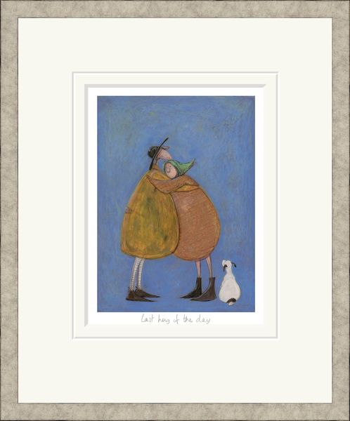 Last Hug of the Day  - Limited Edition Print by Sam Toft – image 2