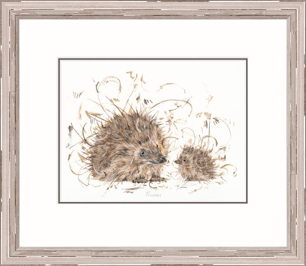 Prickles - Limited Edition Print by Aaminah Snowdon