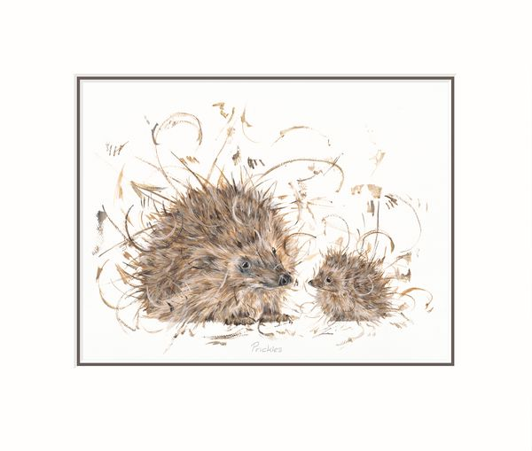 Prickles - Limited Edition Print by Aaminah Snowdon – image 1