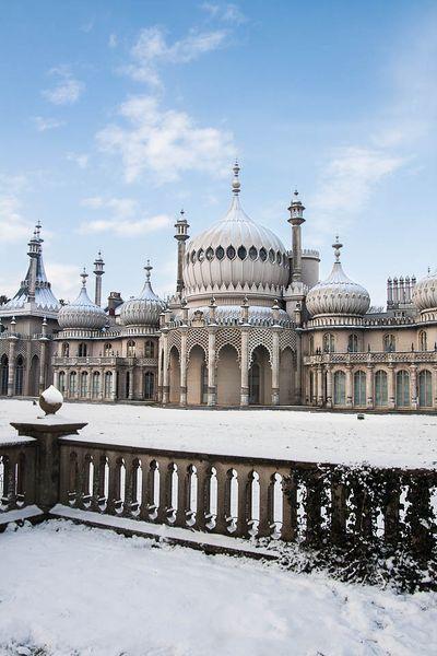 Brighton Pavilion I by Max Langran