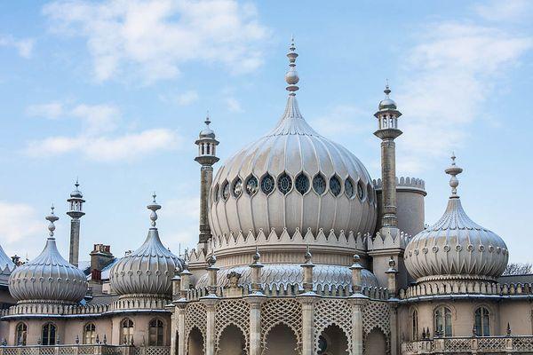 Brighton Pavilion II by Max Langran