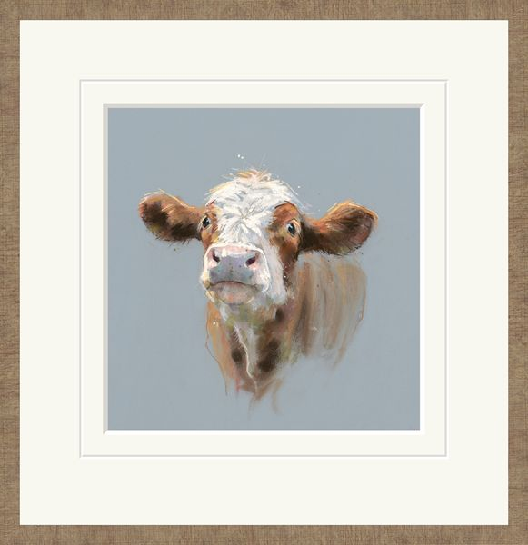 Clarrie - Limited Edition Print by Nicky Litchfield – image 2