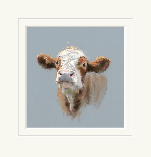Clarrie - Limited Edition Print by Nicky Litchfield
