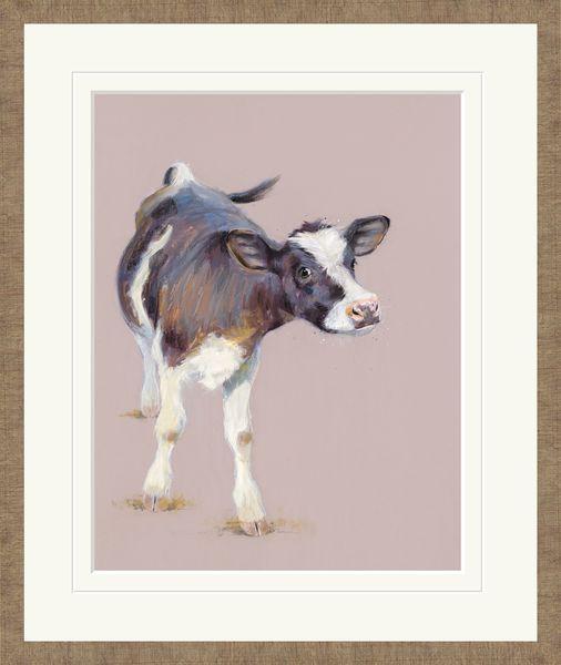 Nosy Nellie - Limited Edition Print by Nicky Litchfield