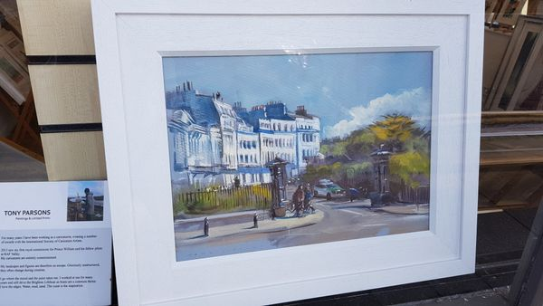 'Lewes Crescent' by Tony Parsons