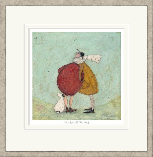 We Have all We Need - Limited Edition Print by Sam Toft