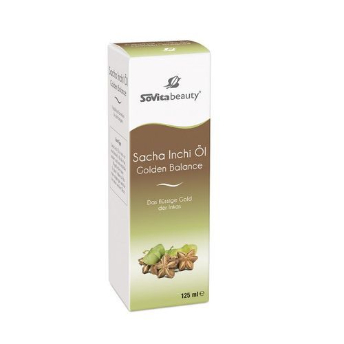 Sovita Beauty Sacha Inchi ÖL 125 ml