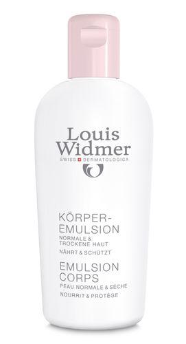 Louis Widmer Körperemulsion unparfümiert - 200 ml