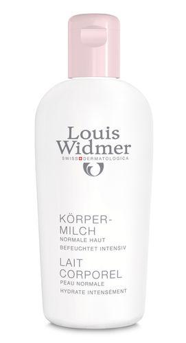 Louis Widmer Körpermilch unparfümiert - 200 ml