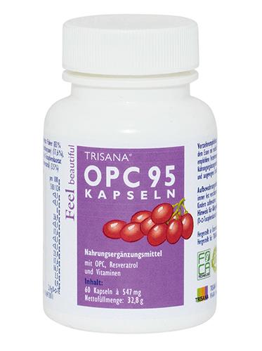 TRISANA OPC95 60 Kapseln (40023)