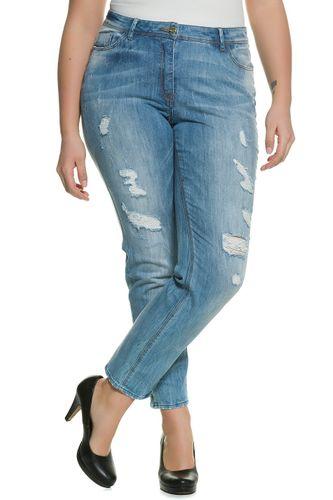 ULLA POPKEN Skinny Jeans blue denim NEU