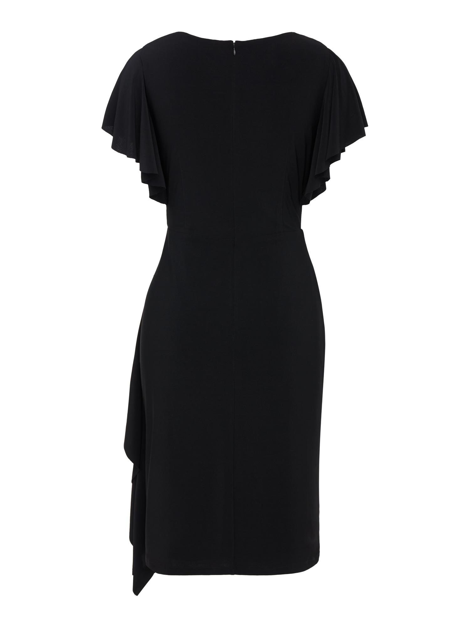 APART Fashion Kleid SCHWARZ | eBay
