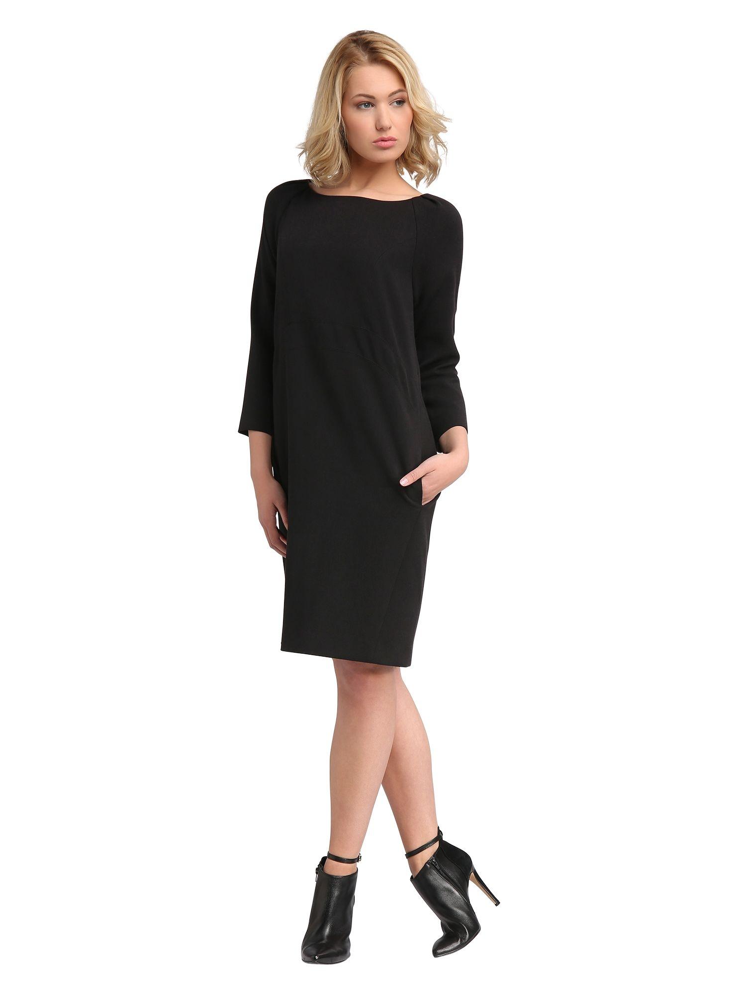 APART Fashion Damen Mode Kleid SCHWARZ | eBay