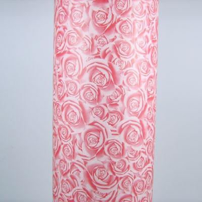 12kg Blumenpapier Geschenkpapier  Rosen rot 75cm