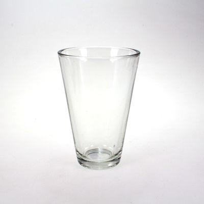 Vase Glas Glasvase Windlicht Room D 14cm x H 21cm