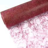 25m Sizoflor ® Original Tischband Tischläufer Tischdeko Faserseide 30cm / 300mm