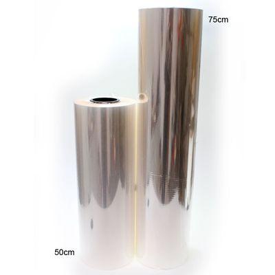 Blumenfolie Geschenkfolie Klarsichtfolie Folie transparent 50cm 1000m Rolle