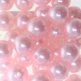 Kunstperlen Perlen 300g Wachsperle Kunststoffperlen mit 2mm Loch Großpack