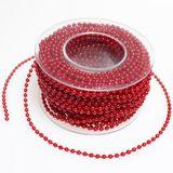 15m Perlengirlande 3mm Perlen