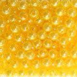 250 x Kunstperle 8mm Perlen Wachsperlen Dekoperlen Bastelperlen mit Loch Kunstperlen