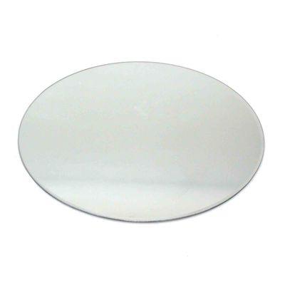 1 Spiegeluntersetzer Spiegelplatte Spiegel Teller Untersetzer 40cm rund