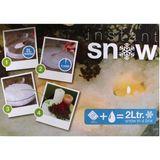 30g Instant Schnee magic Snow Pulver ergibt ca. 2 Liter Schnee