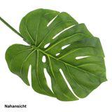 Philodendron Split-Philo Dschungel Tropic Blatt caØ30 L80cm Baumfreund künstlich