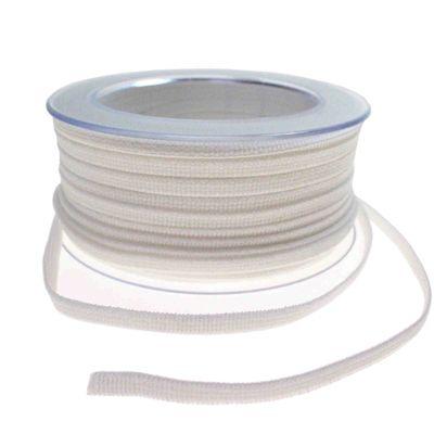 25m Gummiband 5x1mm flach weich elastisch Gummi für Behelfsschutz Gummilitze