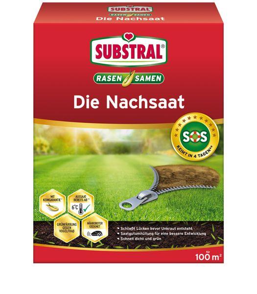 "Sorten /& Größen Robust Schattenrasen Nachsaat Substral /""Rasensamen/"" versch"