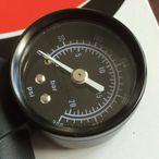 TAQ-33 Federgabel Pumpe Dämpfer m. 1,5 Zoll Präzisonsmanometer 21 bar Bild 2