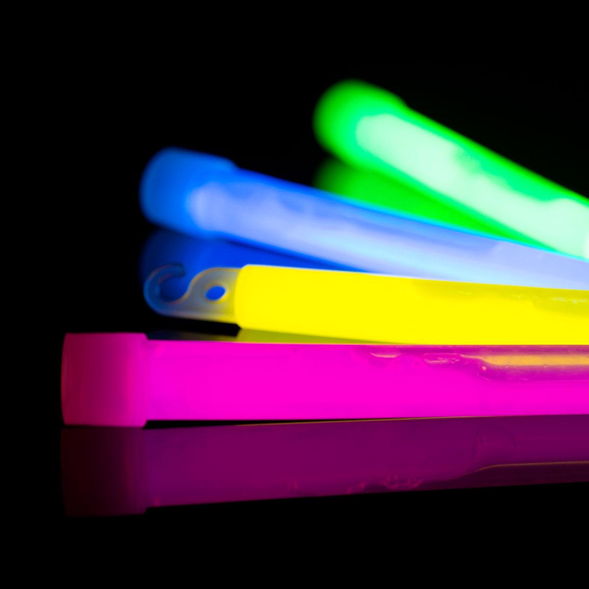 Maxi Power (für die Party) Ca. 8 Stunden Leuchtdauer (150x15mm)