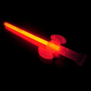 1 Knicklicht Schwert ROT  – Bild 2