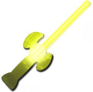 1 Knicklicht Schwert GELB – Bild 1
