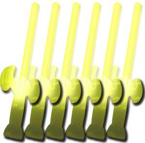 6 Schwerter GELB (5 kaufen + 1 Gratis!) – Bild 1