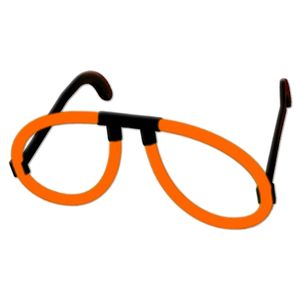 "5x Piloten - Brille ORANGE Testnote 1,4 ""SEHR GUT"" – Bild 2"