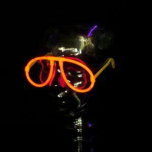 10 Piloten Brillen ROT Komplettset – Bild 5