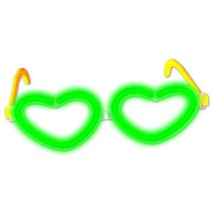 10x Herz - Brille FARBMIX – Bild 4