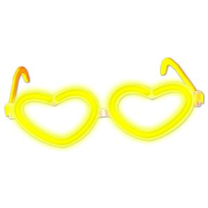 10 Herz - Brillen FARBMIX Komplettset – Bild 3
