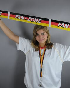 1 Party Tape -Fan-Zone- – Bild 2