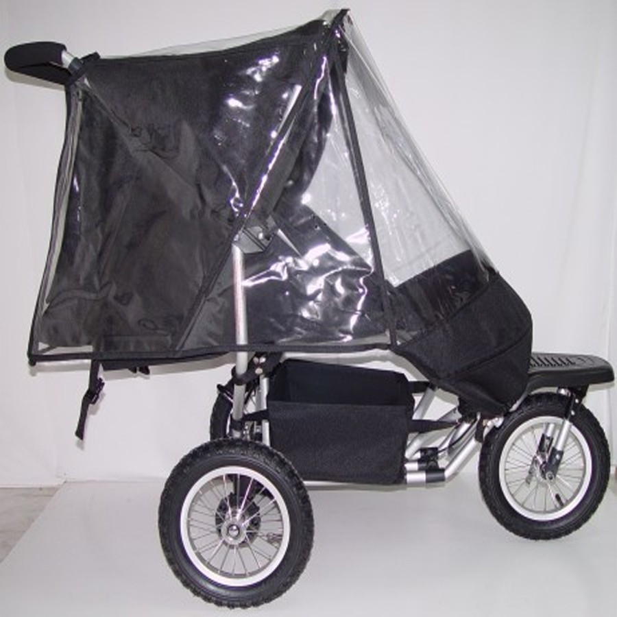Raincover for TT14  Twinpushchairs Colour: universel