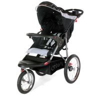 ST920 Travel System BLACK CROWN Single Kinderwagen JOGGER