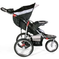 ST920 Travel System BLACK CROWN Single Kinderwagen JOGGER Bild 2
