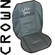 CROWN Seatcover GREY