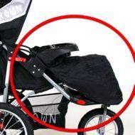 FussAbdeckung Windschutz für Kinderwagen