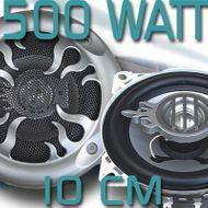 "SQ4028 500 WATT Lautsprecher 4"" - 10 CM"