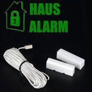 Magnetsensor Alarmsensor Fenster & Tür für Alarmanlage SG2000-C