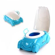 CROWN Baby Potty - Töpfchen türkis/blau
