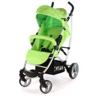 ST552 GREEN - CROWN Pushchair