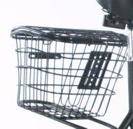 FORÇA Einkaufskorb schwarz für Evoking III & Bossman-S